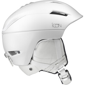 Salomon Icon² C.Air Helmet Dam white